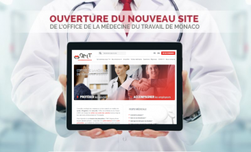 Bienvenue sur le nouveau site internet de l'Office de la Médecine du Travail de Monaco