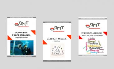 Nuovi opuscoli sulla prevenzione disponibili !
