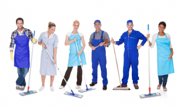 Download our prevention brochure on the cleaning professions